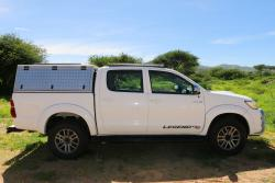 Toyota Hilux 3.0 D4D 4x4